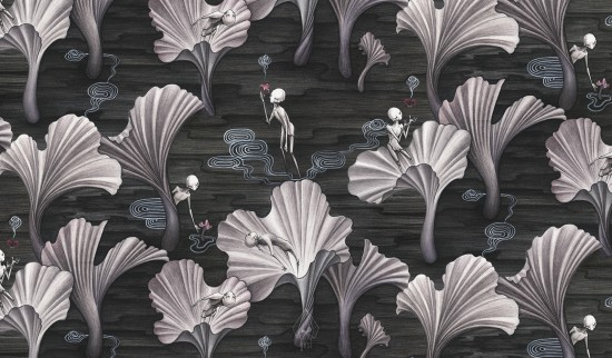 The Mushroom Spirits - horizontal view